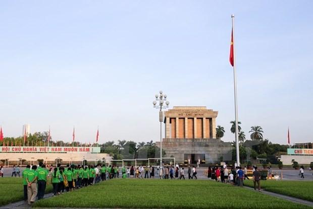 世界各国领导致电越南国家领导 祝贺越南第73个国庆节 hinh anh 1
