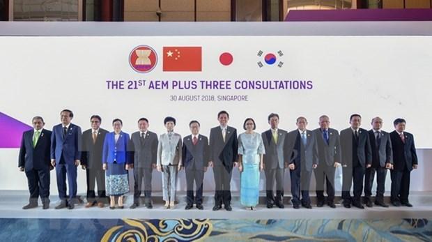 各国力争2019年内结束RCEP谈判 hinh anh 1