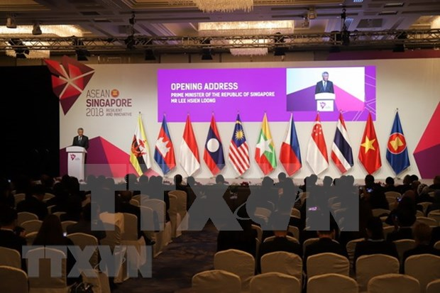 第50届东盟经济部长会议:越南积极参加讨论并主动建言献策 hinh anh 1