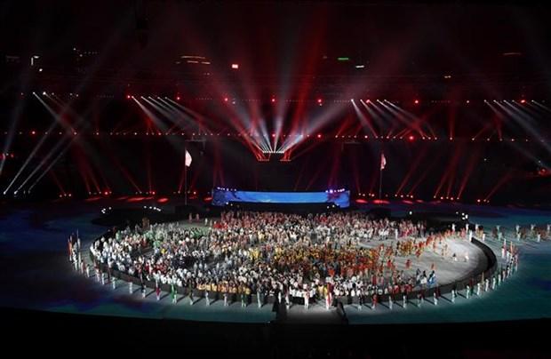 第18届亚运会在印尼雅加达正式闭幕 下届亚运会2022年将在中国杭州举办 hinh anh 2
