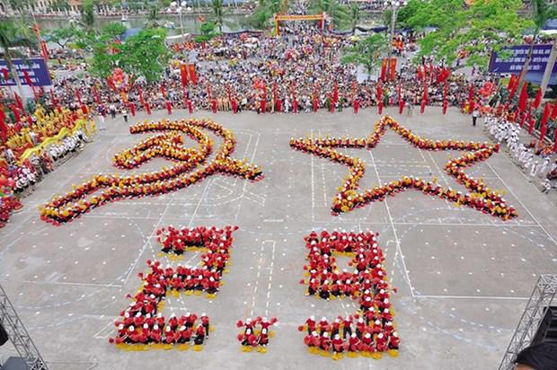 世界各国领导人致电祝贺越南国庆73周年 hinh anh 1