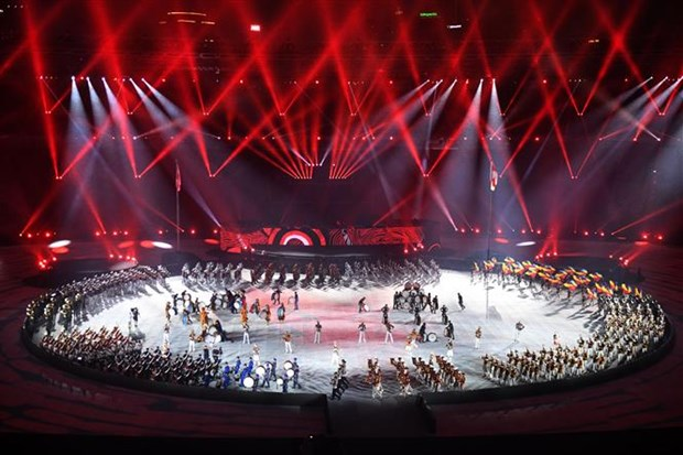 第18届亚运会在印尼雅加达正式闭幕 下届亚运会2022年将在中国杭州举办 hinh anh 3