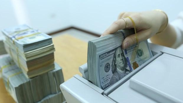 4日越盾兑美元中心汇率上涨10越盾 人民币汇率上涨 hinh anh 1