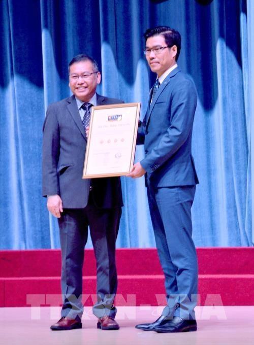 越南首所大学跻身国际4星级大学名单 hinh anh 1