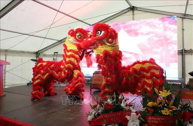 越南国庆73周年纪念活动在泰国和德国举行 hinh anh 2