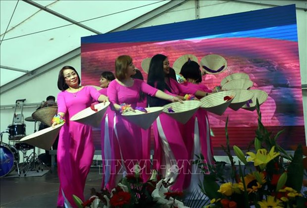 越南国庆73周年纪念活动在泰国和德国举行 hinh anh 1