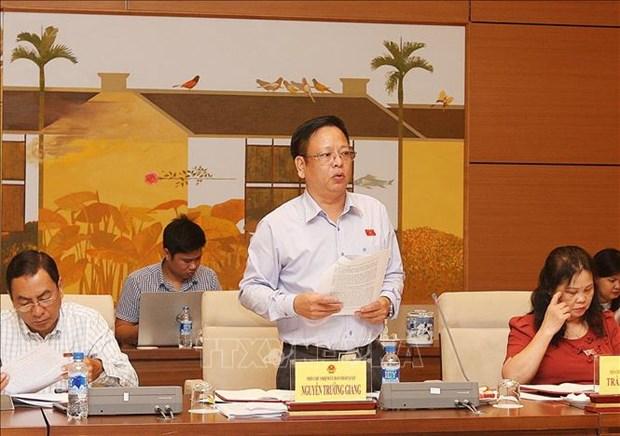 国会司法委员会第11次会议在河内召开 为国会第六次会议做准备 hinh anh 1