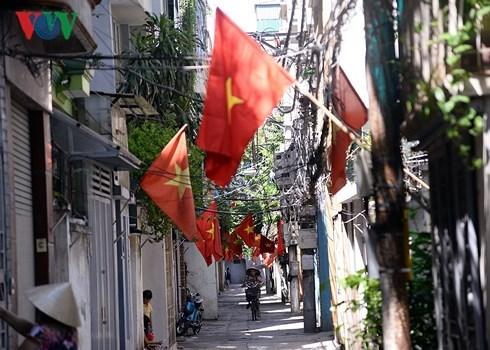 世界各国纷纷致贺电 祝贺越南第73个国庆节 hinh anh 1