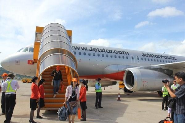 阿联酋航空加大与捷星太平洋航空公司的合作力度 hinh anh 1