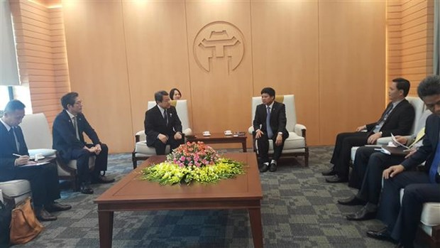 进一步加强河内市与亚洲旅游促进理事会成员城市之间的合作 hinh anh 1