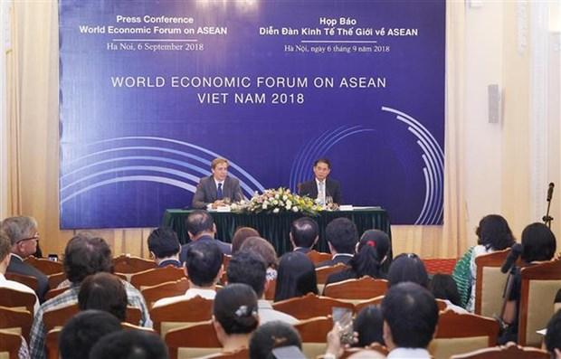 印度专家高度评价越南举办2018年世界经济论坛东盟峰会 hinh anh 1