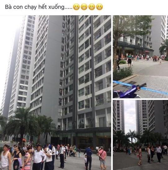 中国云南省发生的地震 越南部分地区受轻微影响 hinh anh 1
