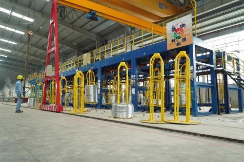 越南和发集团今年前8月钢材销售量达150万吨 hinh anh 1
