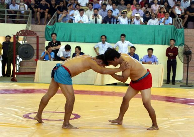 全国优秀青少年国际象棋锦标赛闭幕 全国民族摔跤锦标赛开幕 hinh anh 2