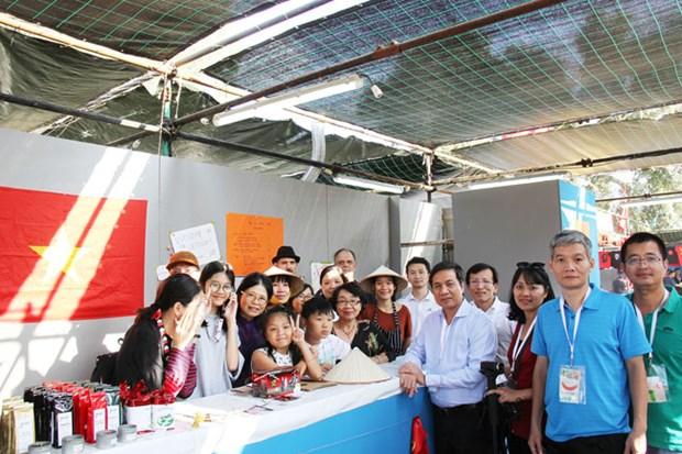 越南《人民报》社代表团参加第42届葡萄牙共产党《前进报》节 hinh anh 1
