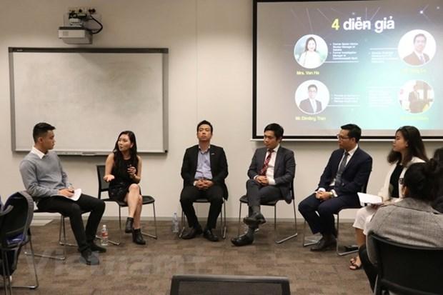 在澳创业越南年轻人分享成功秘诀 hinh anh 1