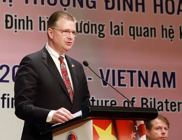 政府副总理郑廷勇:为越美两国企业加强经营与投资对接创造便利条件 hinh anh 2