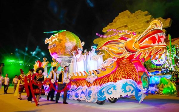 越南国家级非物质文化遗产节首次在宣光省举行 hinh anh 1