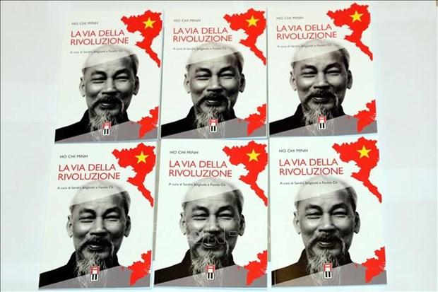 胡志明主席经典著作《革命之路》意大利语版正式问世 hinh anh 1