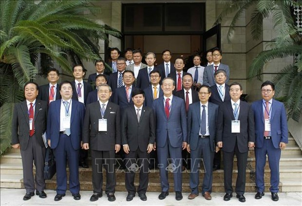 韩国企业加大对河内市的投资力度 hinh anh 2