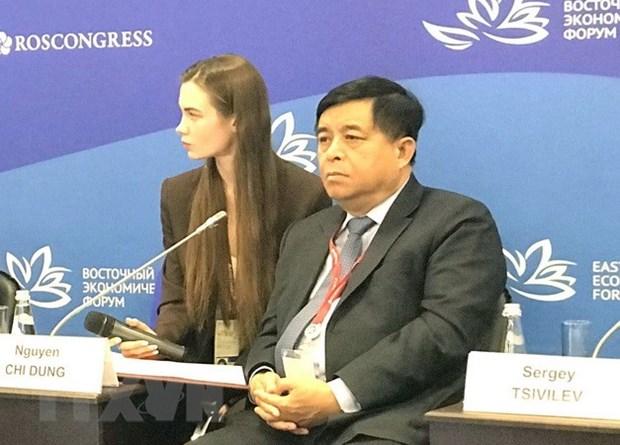 越南为东方经济论坛作出积极贡献 hinh anh 1
