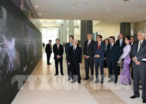 WEF ASEAN 2018: 促进新兴经济体的竞争和改革创新 hinh anh 1