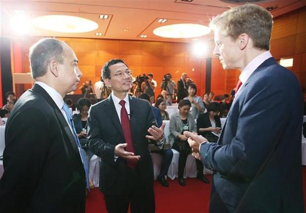 2018 WEF ASEAN:为促进东盟发展提出新设想新意见 hinh anh 2