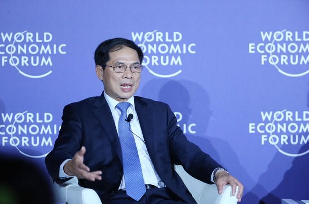 WEF ASEAN2018: 2018年世界经济论坛东盟峰会圆满成功 hinh anh 2