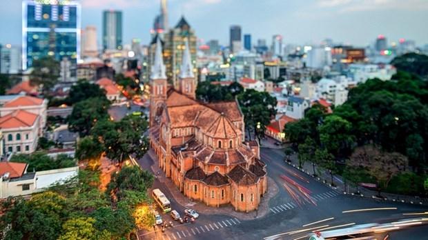 WEF ASEAN 2018:工业4.0革命中促进胡志明市旅游业发展 hinh anh 1