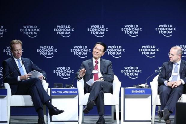 2018年世界经济论坛东盟峰会圆满落幕 hinh anh 2