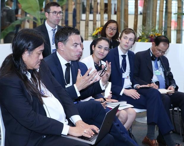 WEF-ASEAN 2018:东盟致力于确保道路交通安全 hinh anh 2