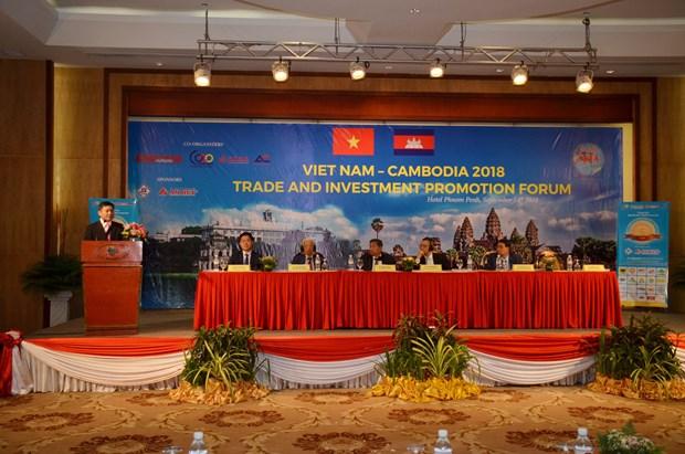 越南企业对柬埔寨政治与经济稳定发展充满信心 hinh anh 1