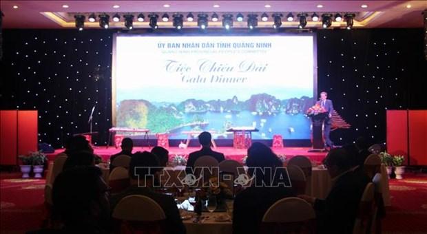 WEF ASEAN 2018: 广宁省积极履行各项承诺 力争成为越南吸引投资的增长极 hinh anh 1