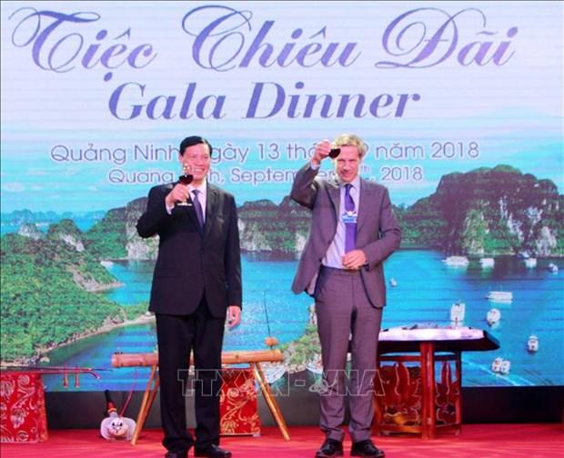 WEF ASEAN 2018: 广宁省积极履行各项承诺 力争成为越南吸引投资的增长极 hinh anh 2