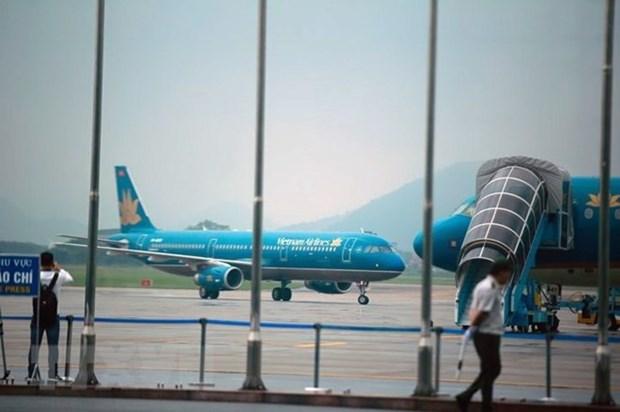"""越南多家航空公司因台风""""山竹""""取消飞往中国的航班 hinh anh 1"""