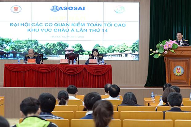 ASOSAI 14:环境审计发展应符合于国际惯例和趋势 hinh anh 1