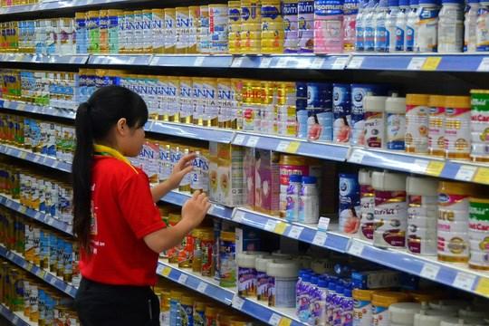 越南乳制品进口呈猛增态势 hinh anh 1