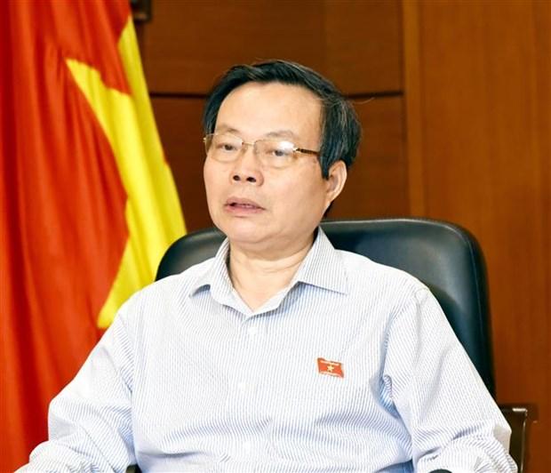 国会副主席冯国显:亚审组织第14届大会有助于提高越南国家审计机关的国际地位 hinh anh 1
