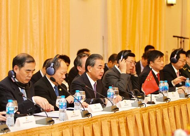 越中双边合作指导委员会第11次会议在胡志明市举行 hinh anh 2