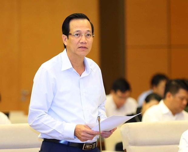 越南第十四届国会常务委员会第27次会议:减贫是整个政治体系的共同任务 hinh anh 1