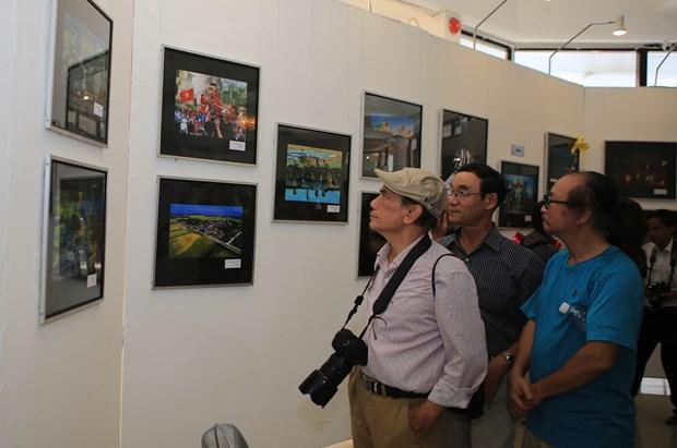 北中部地区艺术摄影节获奖作品出炉 hinh anh 2