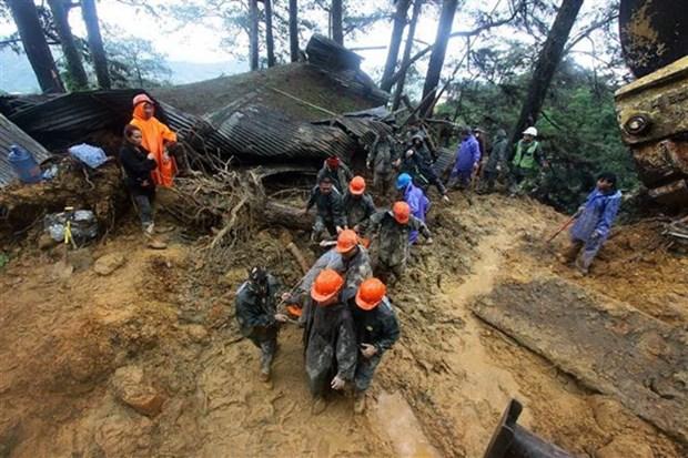 """台风""""山竹""""在菲律宾造成的死亡人数上升至65人 造成中国8人死亡 hinh anh 1"""