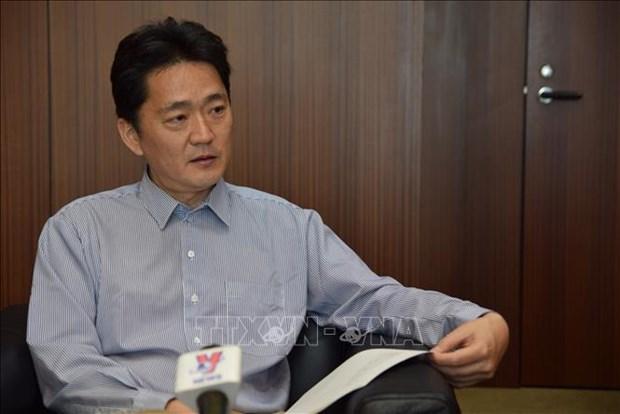 越日关系45周年:日本专家强调越南是安全的投资目的地 hinh anh 1