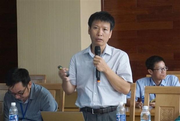 越南就老挝巴莱主流水电项目进行全国磋商 hinh anh 2