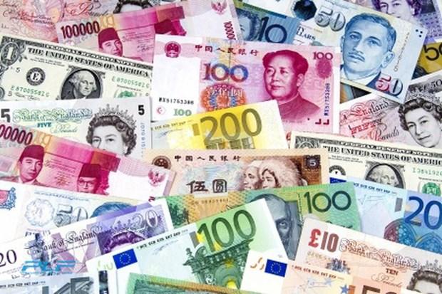 19日越盾兑美元汇率略有下降 英镑汇率较为稳定 hinh anh 1