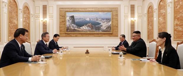 越南对9月19日举行的朝韩首脑会谈取得的成果表示欢迎 hinh anh 1