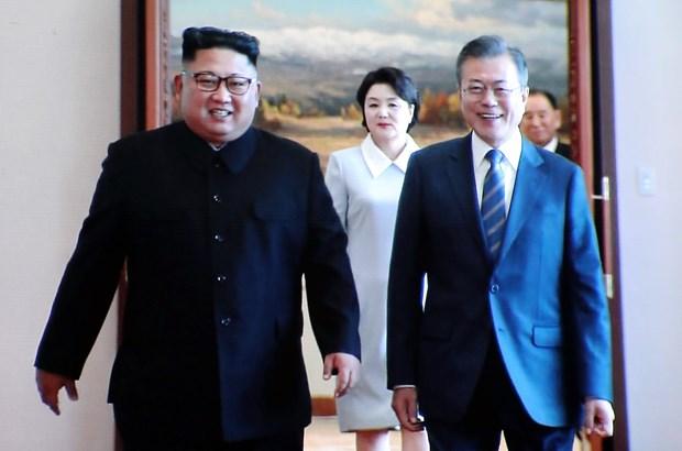 越南对9月19日举行的朝韩首脑会谈取得的成果表示欢迎 hinh anh 2