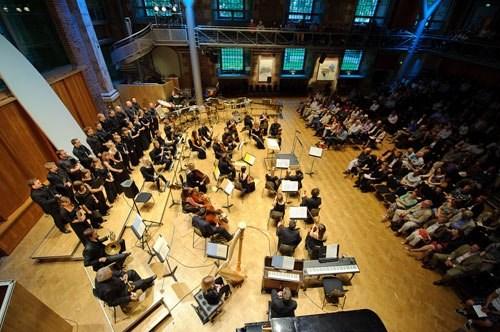 世界知名交响乐团伦敦交响乐团将于10月6日在河内步行街演出 hinh anh 1