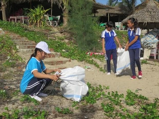 加强越南环保组织的互联互通 hinh anh 1