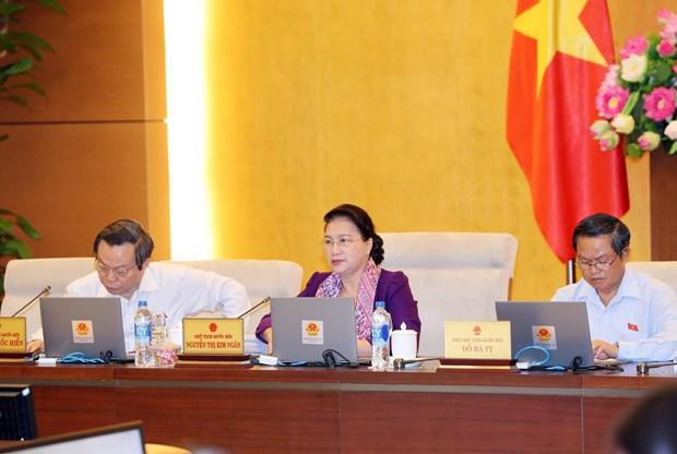 国会常委会第二十七次会议:进一步提高公共投资管理效率 hinh anh 1